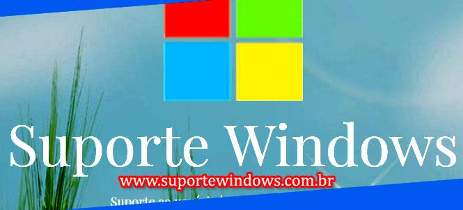 Suporte Windows