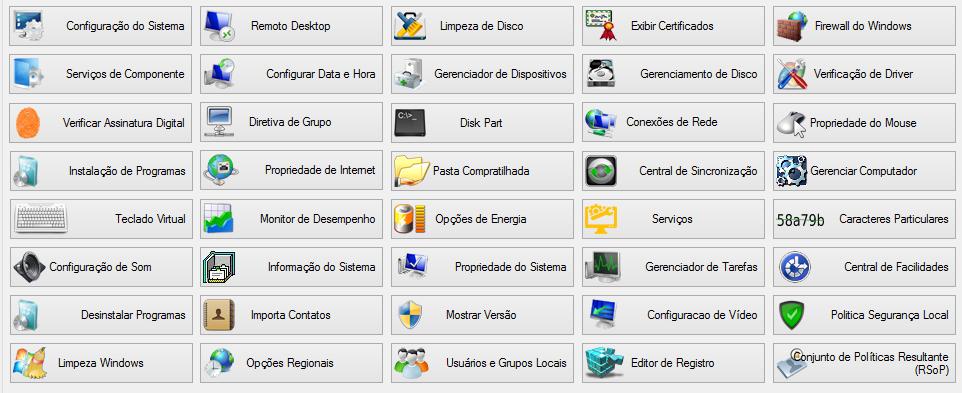 Sistema Suporte Windows InfoPC