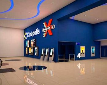 A rede de cinemas CINÉPOLIS.