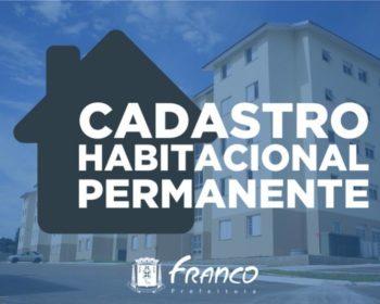 Cadastro Habitacional Permanente