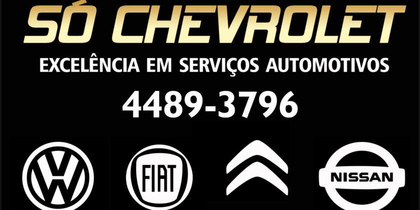 Auto Mecânica Só Chevrolet