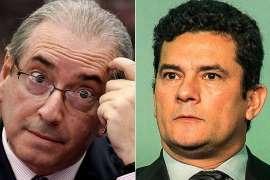 © AFP/VEJA.com 'Conversamos aqui e entendemos que não é caso de pedir os celulares', disse Dallagnol a Moro, no Telegram, após reunião