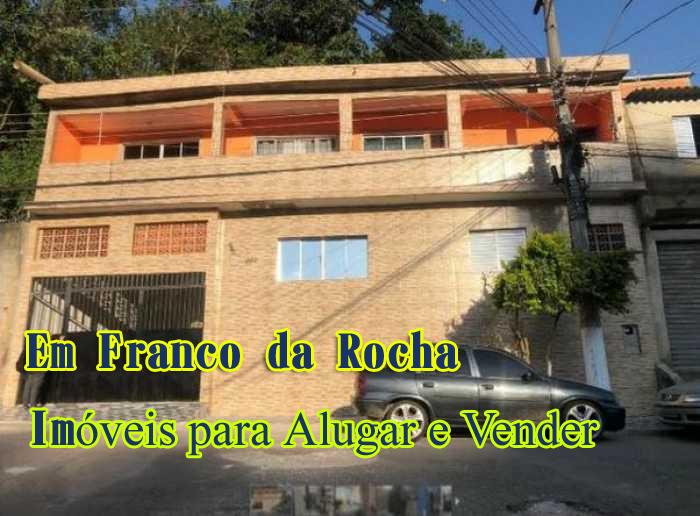 Casas em Franco da Rocha