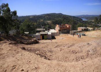 Primeiro equipamento de saúde do bairro: construção da UBS do Pretória está em fase de terraplanagem